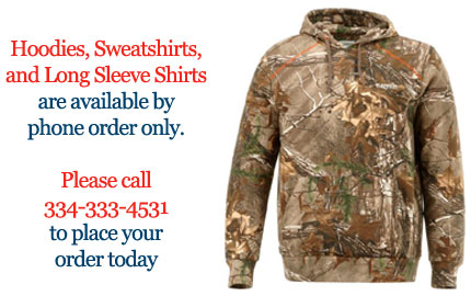 Hoodies, sweatshirts, and long sleeve shirts